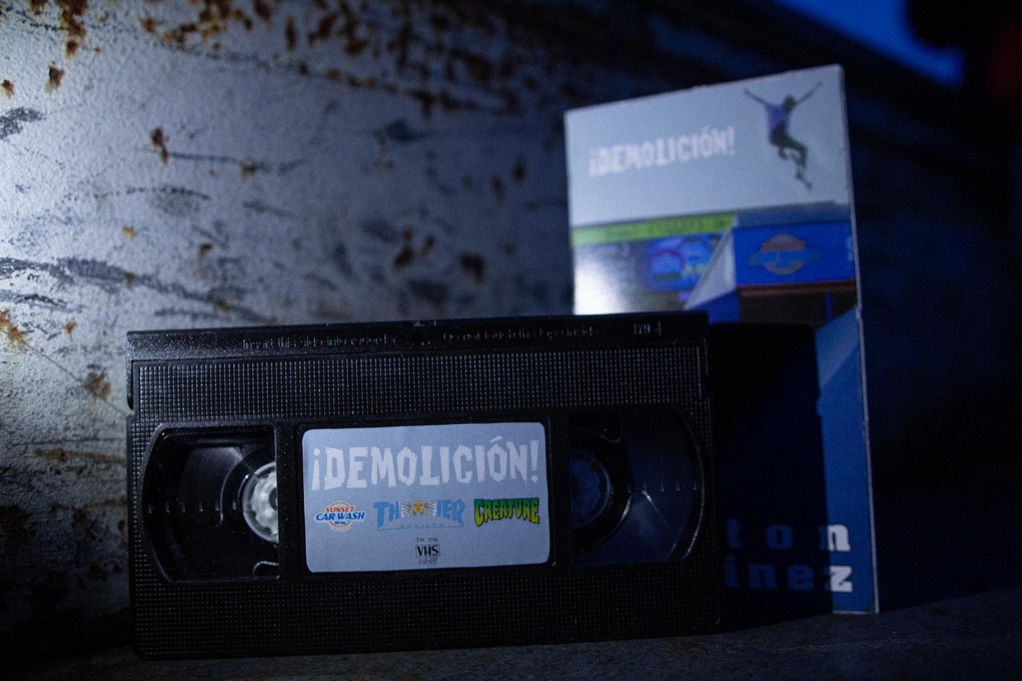 SpectreVision Cassette
