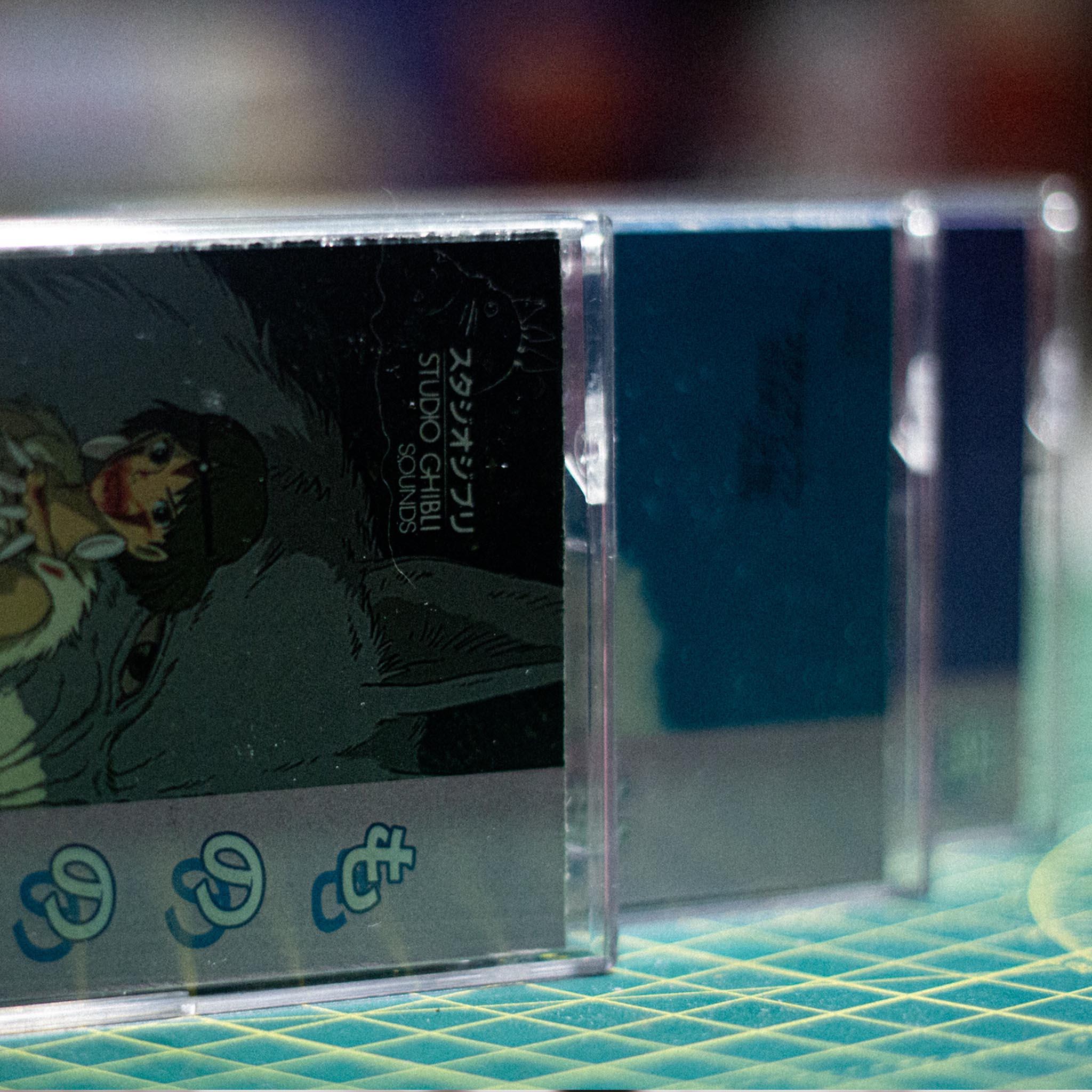 Ghibli Cassettes!!
